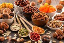 Produits secs et céréales